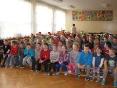 Galeria Mikołaj w szkole 2014.