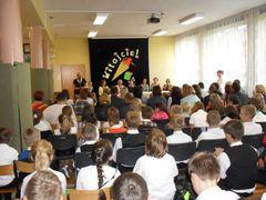 Galeria Rozpoczęcie roku szkolnego 2014/2015
