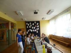 Galeria Spotkanie integracyjne klasy VI