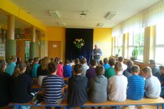 Galeria Spotkanie z Panem Henrykiem Steinhoffem