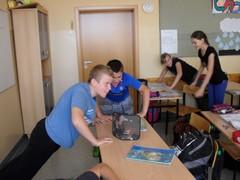 Galeria Program kuratoryjny w roku szkolnym 2014/15
