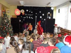 Galeria Święty Mikołaj 08.12.2014