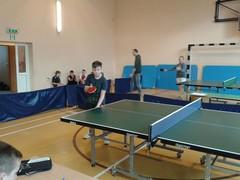 Galeria Zawody tenisa stołowego 18.12.2014