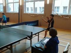 Galeria Mistrzostwa Tenisa Stołowego 10.02.2015