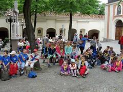 Galeria Pielgrzymka szkół im. Jana Pawła II na Górze św. Anny 8 czerwca 2015