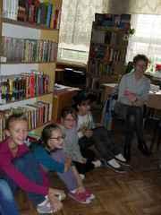Galeria Andrzejki w bibliotece 2015