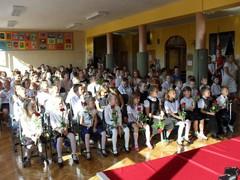 Galeria Rozpoczęcie roku szkolnego 2015/2016