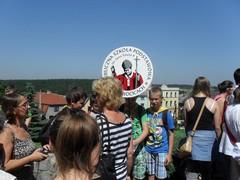 Galeria Diecezjalna Pielgrzymka Rodziny Szkół im. Jana Pawła II -  09.2014r