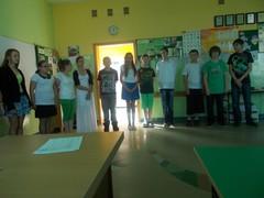Galeria Dzień Matki w klasie VI  27.05.2014
